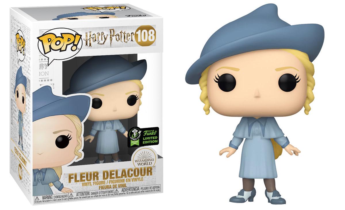 Fleur Delacour Pop! Vinyl