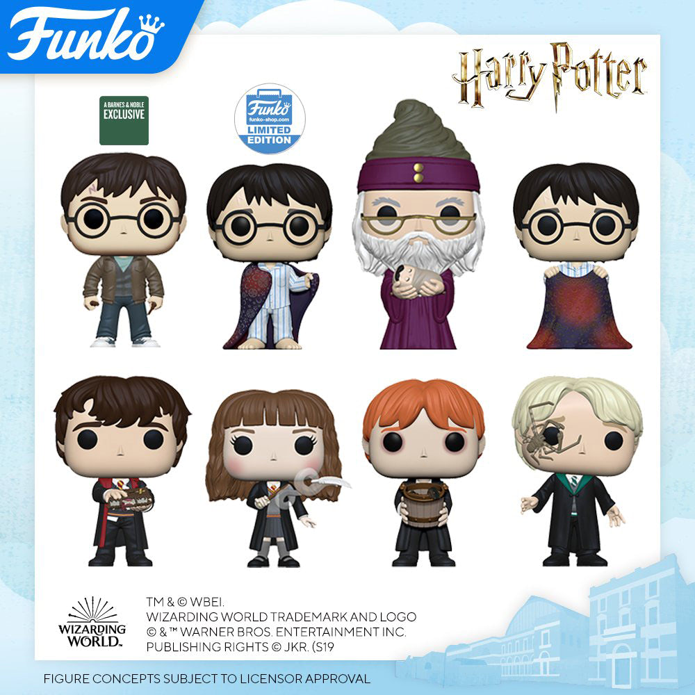 London Toy Fair 2020 'Harry Potter' Funko reveals