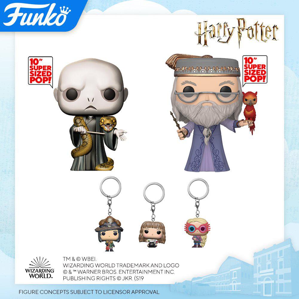 London Toy Fair 2020 'Harry Potter' Funko reveals