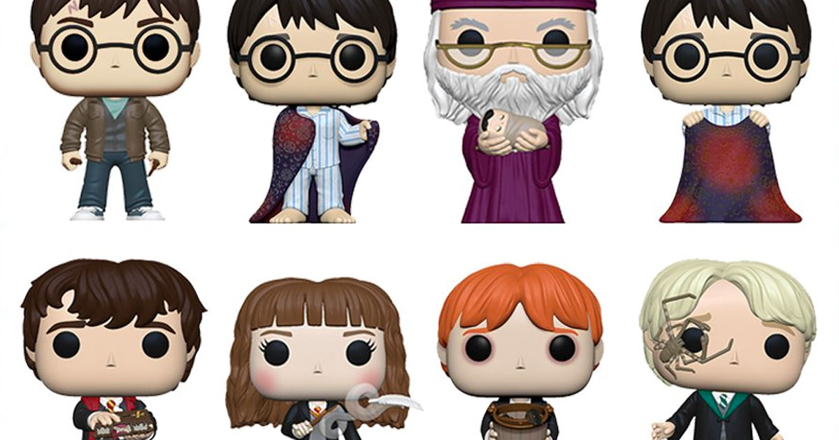 Funko unveil new 'Harry Potter' figures ahead of London Toy Fair