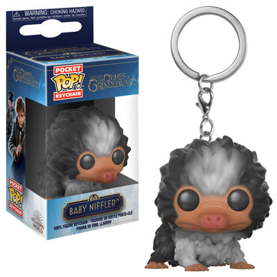 Baby Niffler Funko keychain