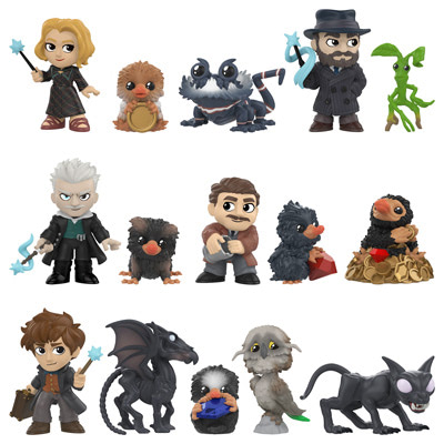 'Crimes of Grindelwald' Mystery Minis