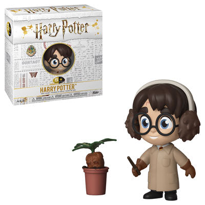 Harry Potter (Herbology) 5-Star