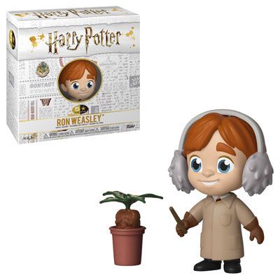 Ron Weasley (Herbology) 5-Star