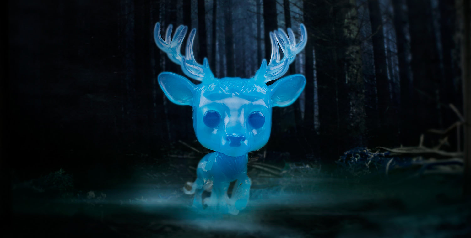 Patronus (Harry Potter) Pop! Vinyl