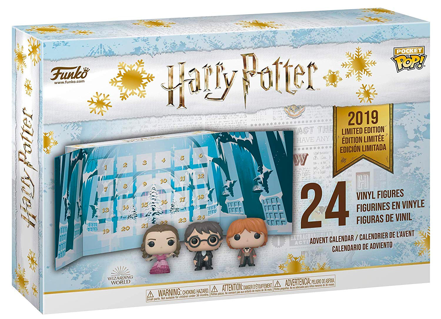 Funko 2019 Yule Ball Advent calendar