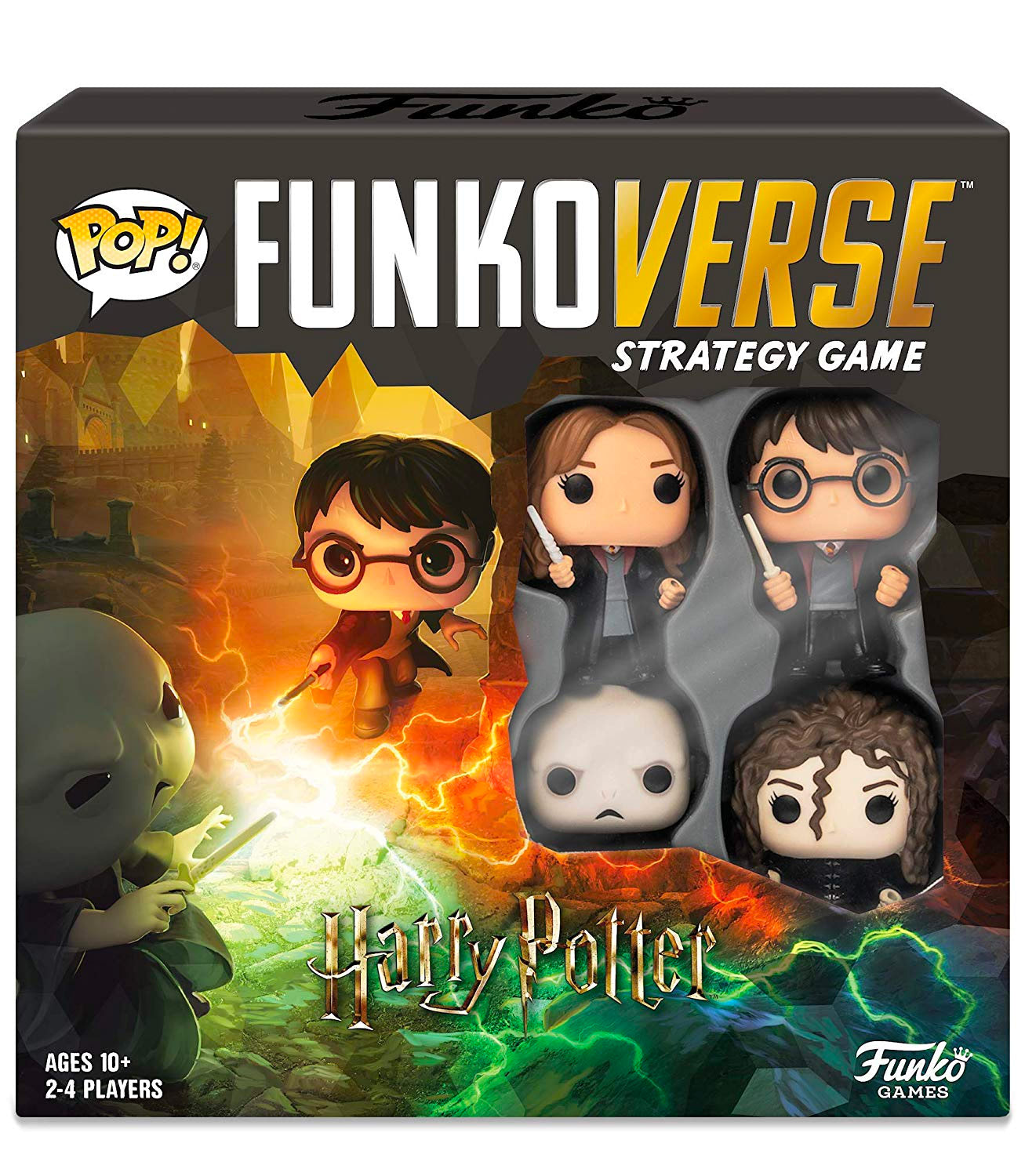 Funkoverse 'Harry Potter' Strategy Game 100 (front of box)