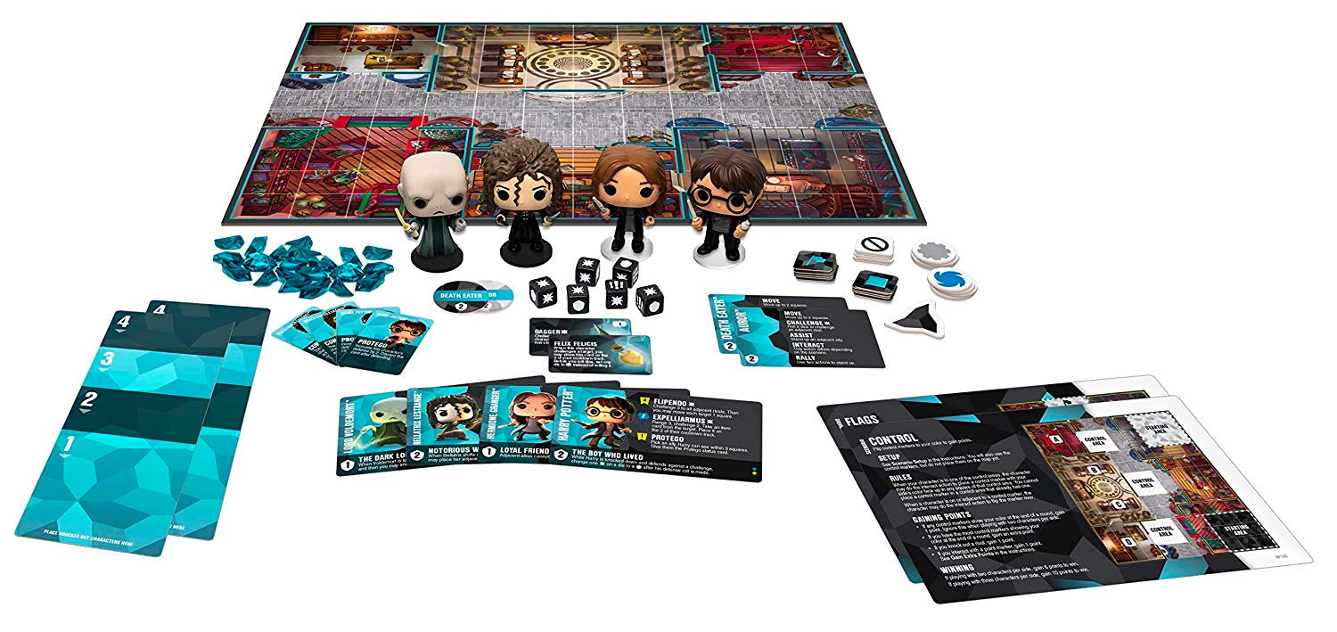Funkoverse 'Harry Potter' Strategy Game 100