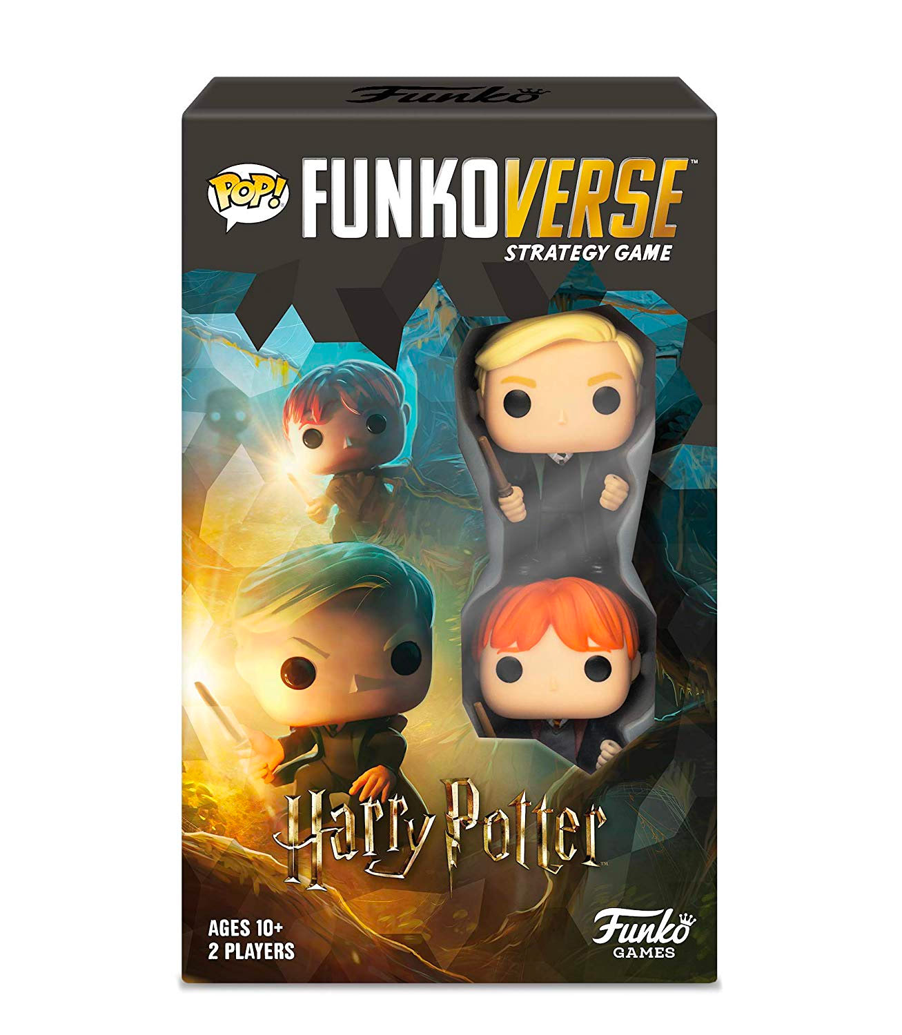 Funkoverse 'Harry Potter' Strategy Game 101 (front of box)