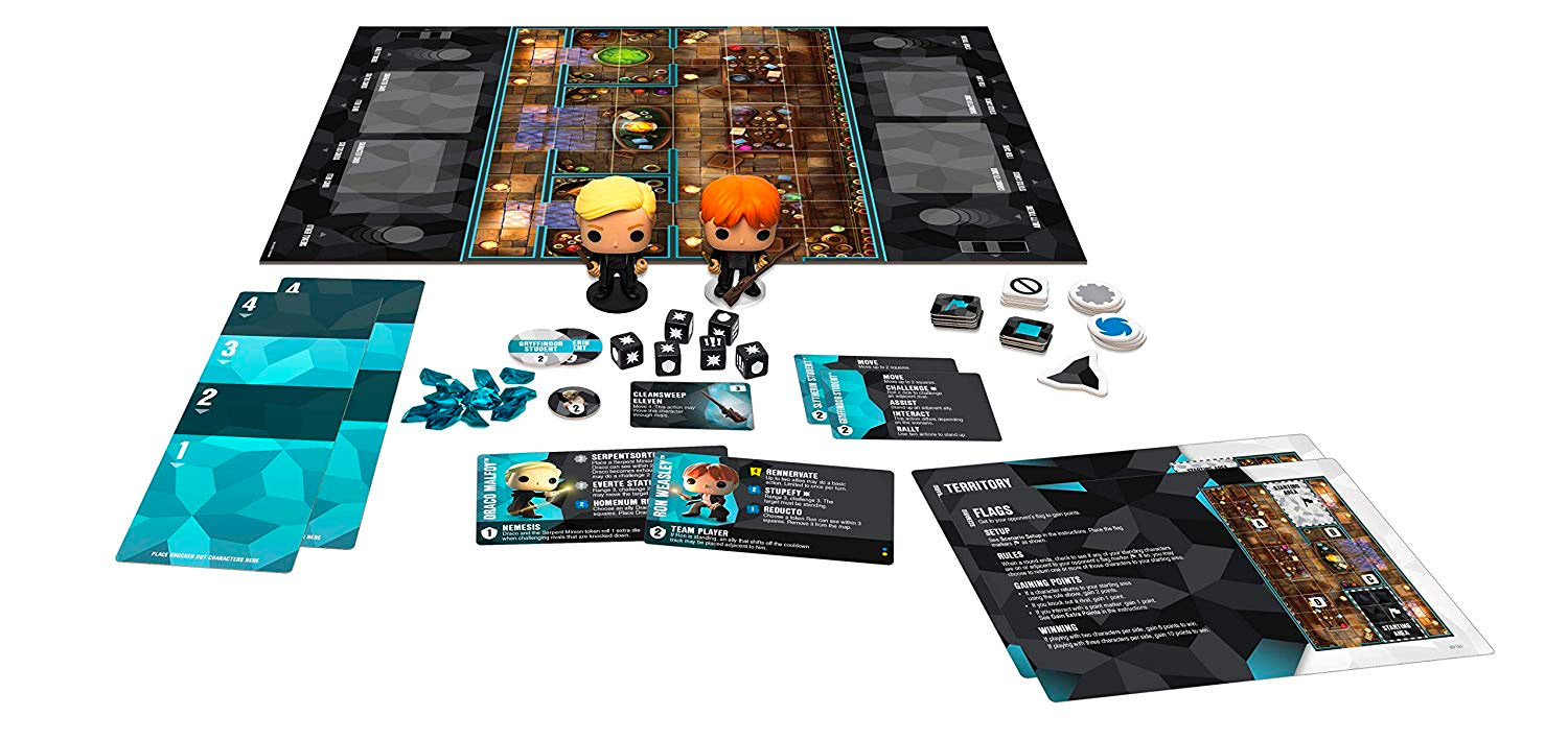 Funkoverse 'Harry Potter' Strategy Game 101