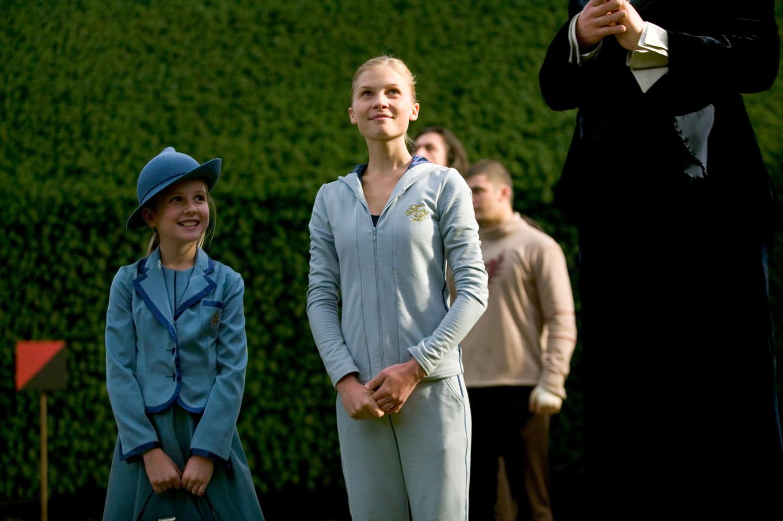 Gabrielle and Fleur Delacour