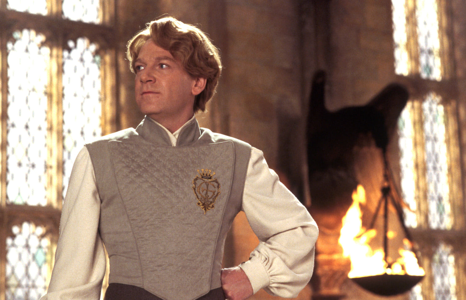 Gilderoy Lockhart at the Dueling Club