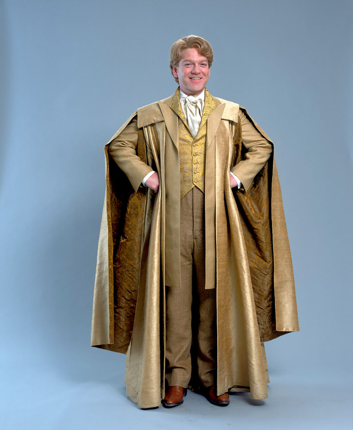 Portrait of Gilderoy Lockhart