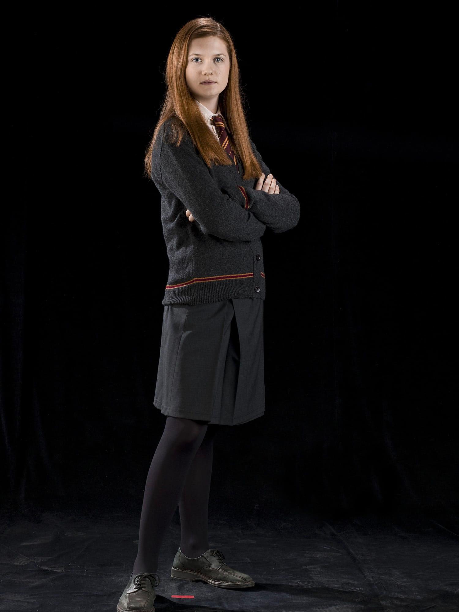 Portrait of Ginny Weasley