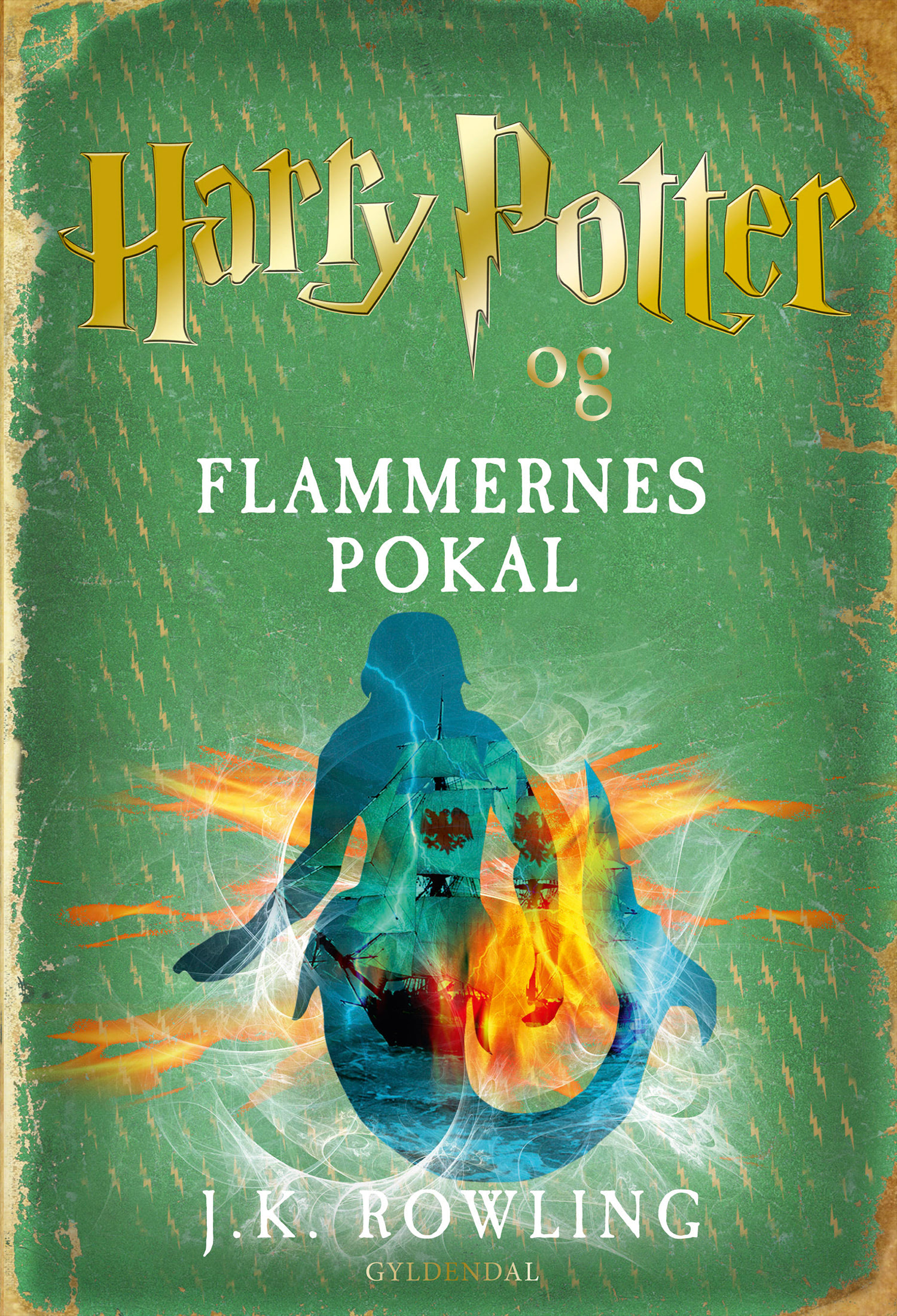 'Goblet of Fire' Danish edition (2012)