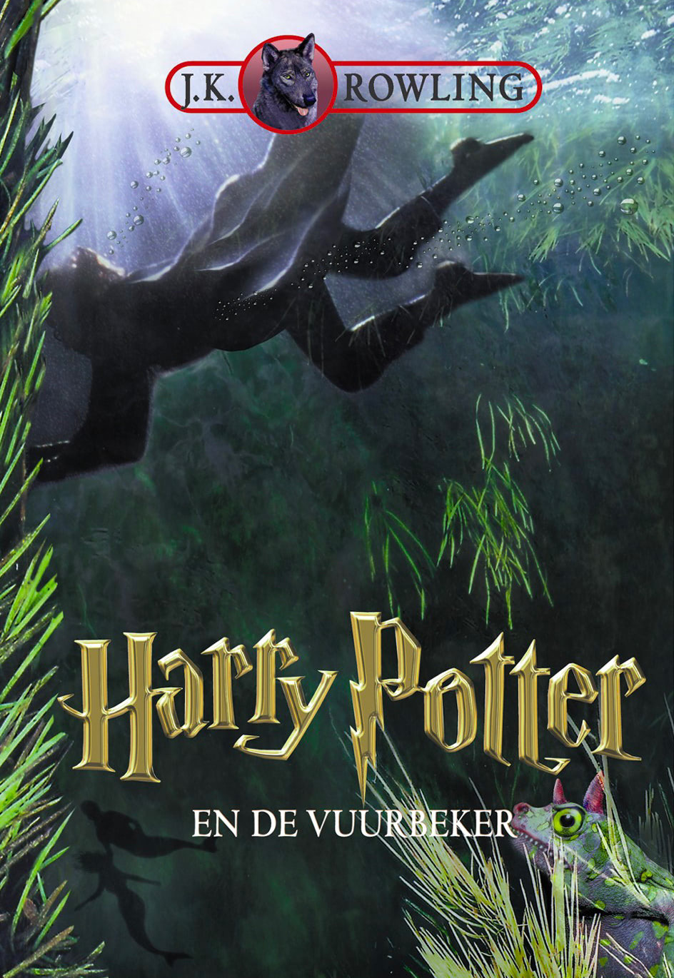 'Goblet of Fire' Dutch edition