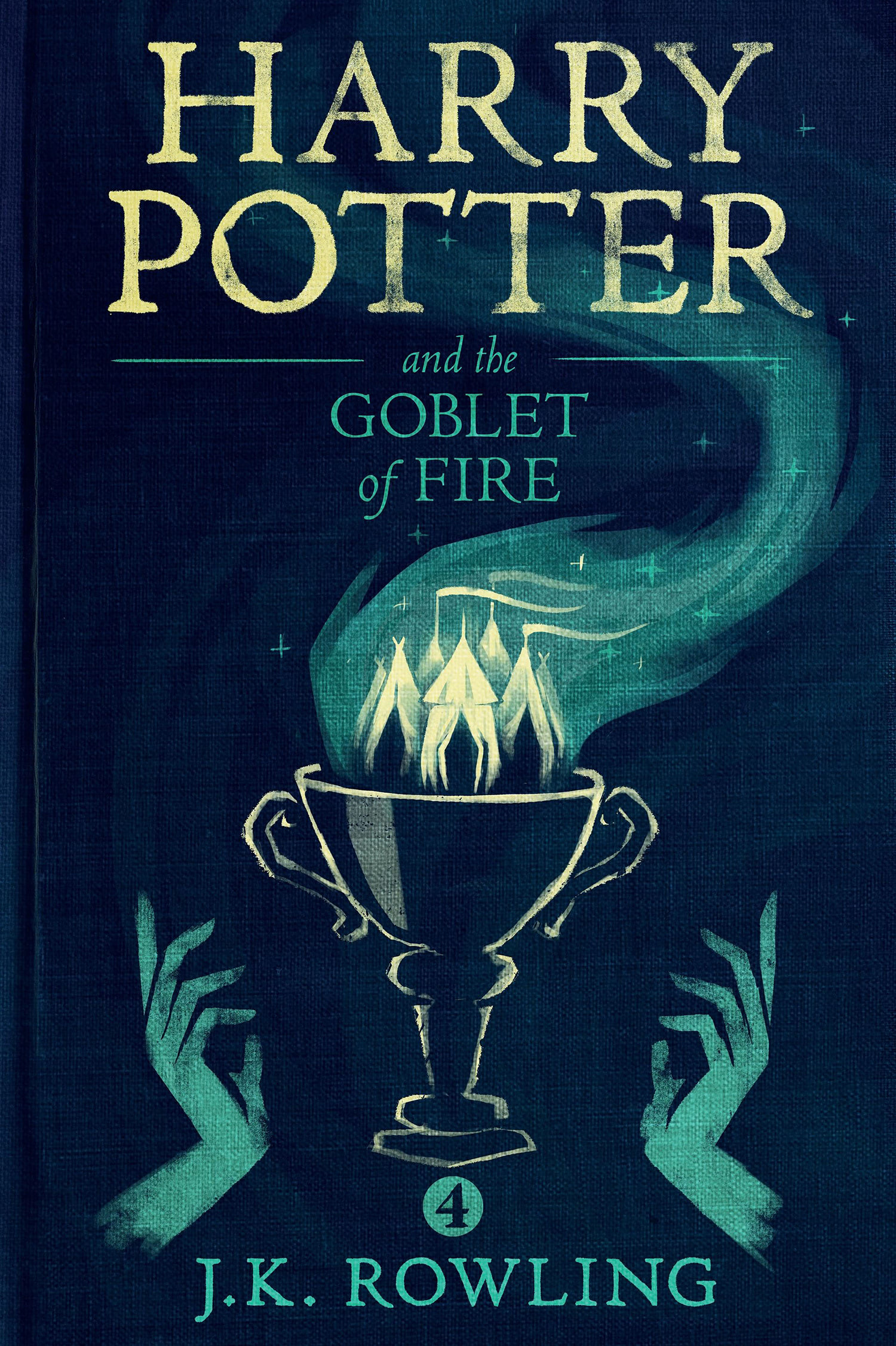 'Goblet of Fire' eBook (2016)