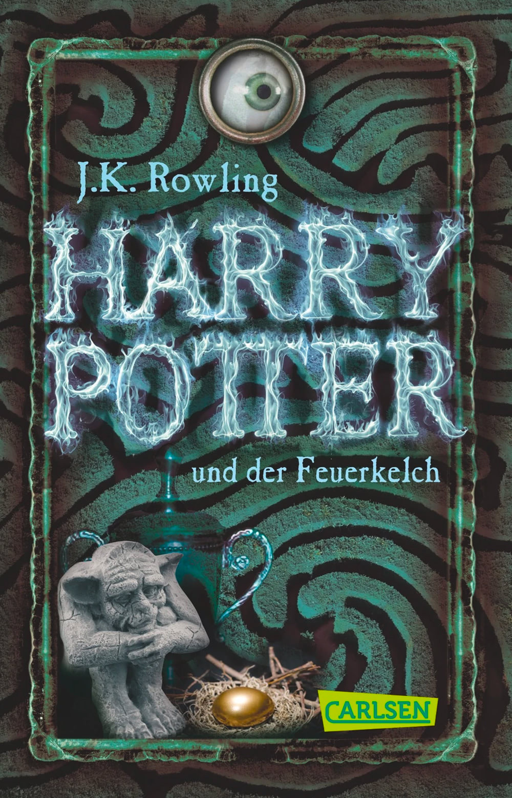 'Goblet of Fire' German anniversary pocket edition