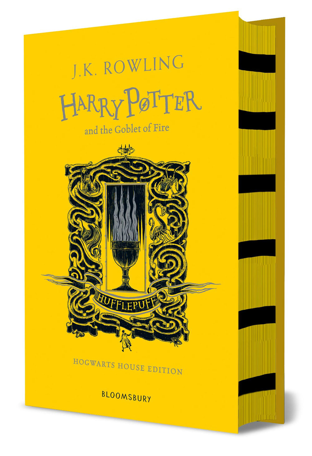 'Goblet of Fire' house edition (Hufflepuff) (hardback)