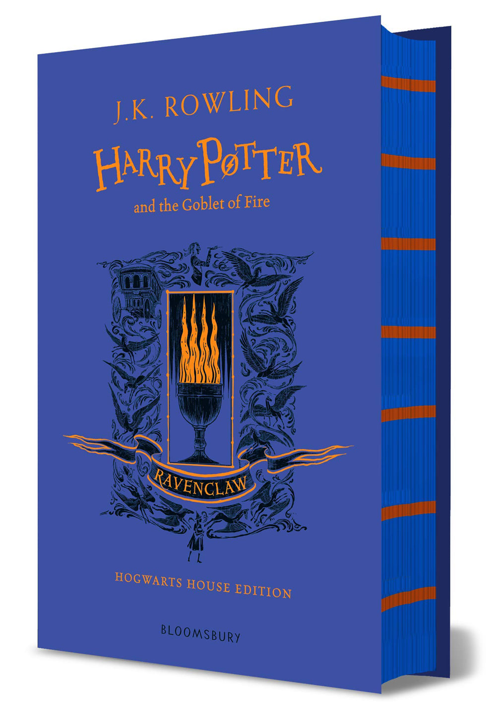 'Goblet of Fire' house edition (Ravenclaw) (hardback)