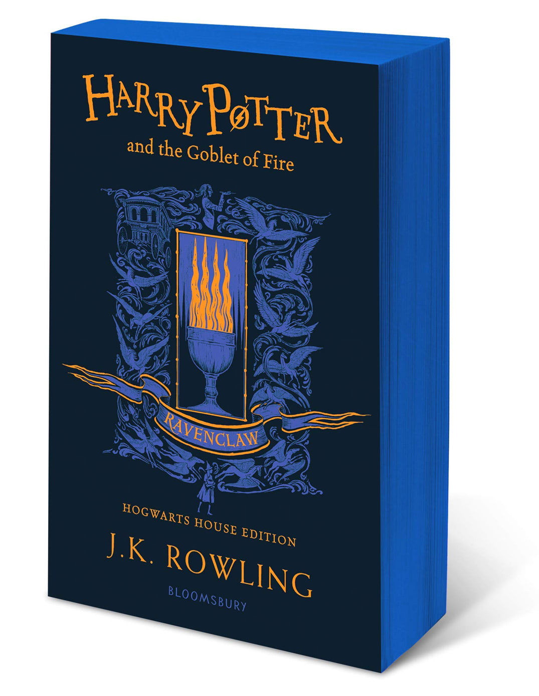 'Goblet of Fire' house edition (Ravenclaw) (paperback)