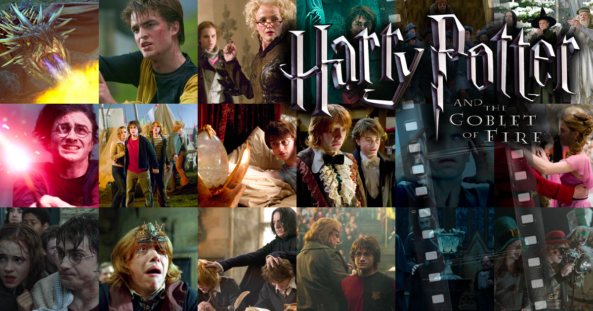 'Goblet of Fire' movie stills
