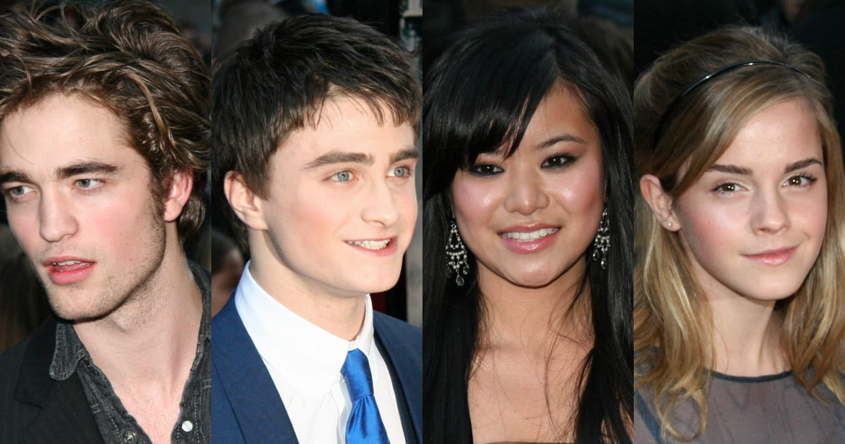 Exclusive photos from the New York 'Goblet of Fire' premiere