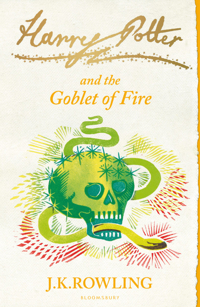 'Goblet of Fire' signature edition