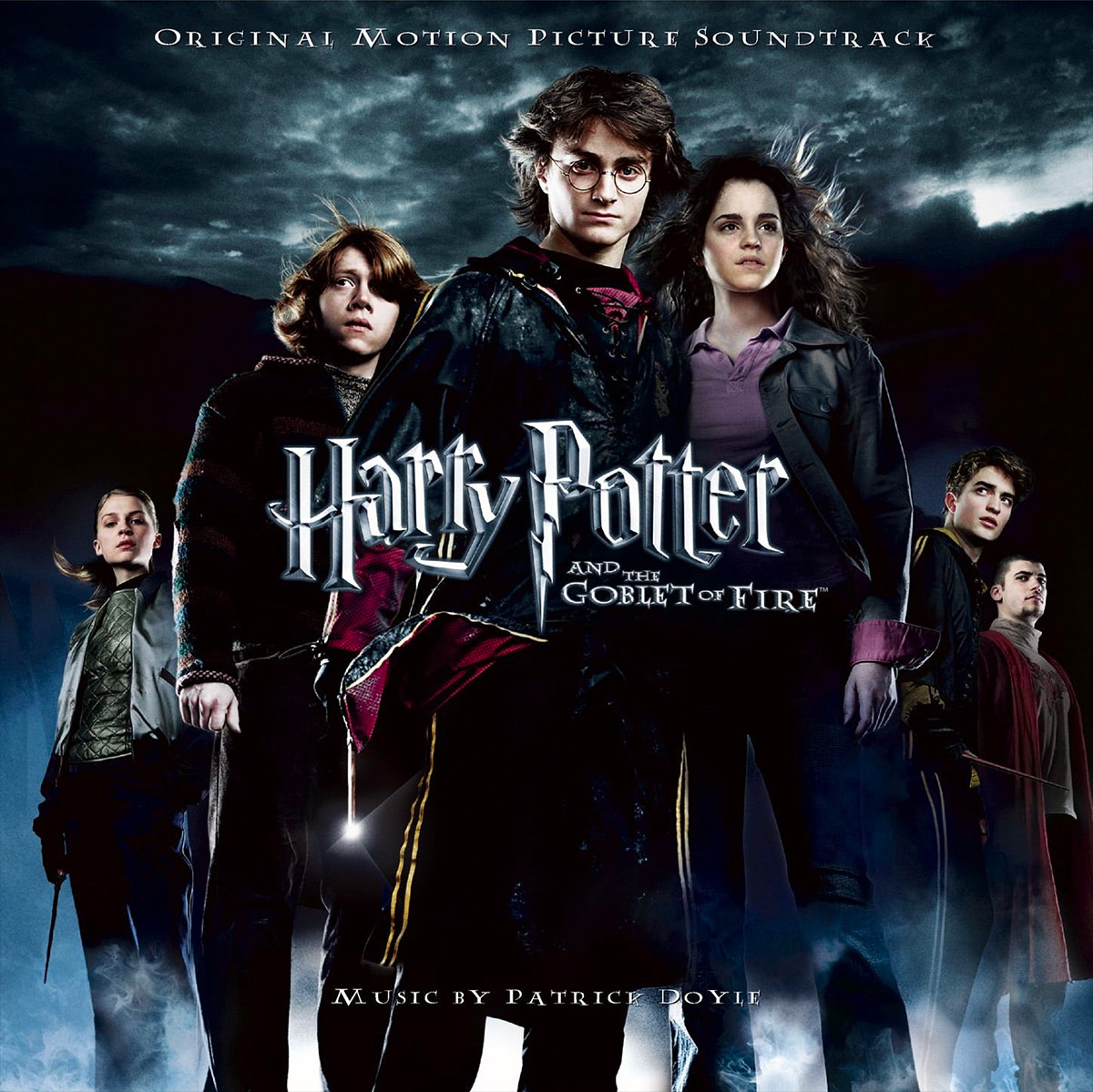 'Goblet of Fire' soundtrack