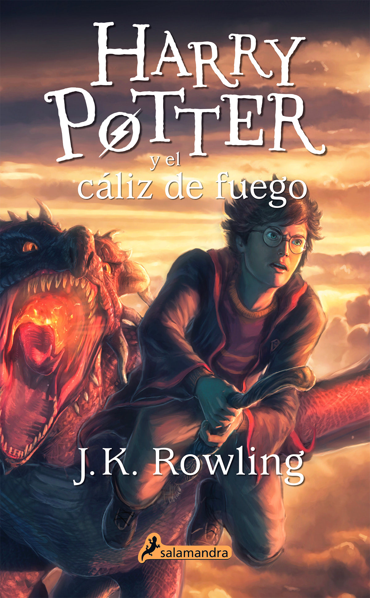 'Goblet of Fire' Spanish anniversary edition