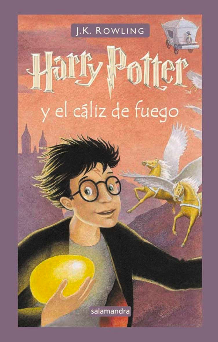 'Goblet of Fire' Spanish edition