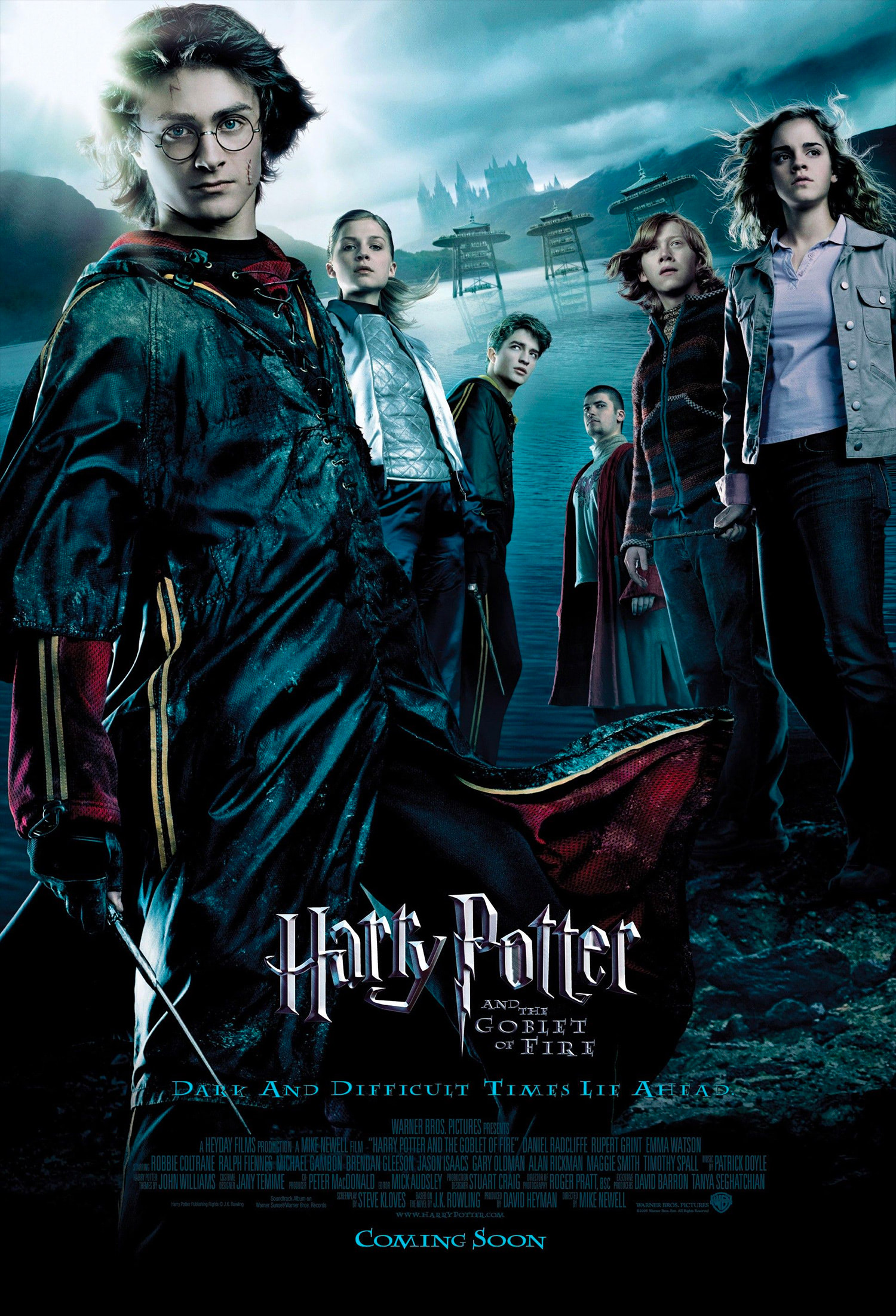 'Goblet of Fire' theatrical poster #2