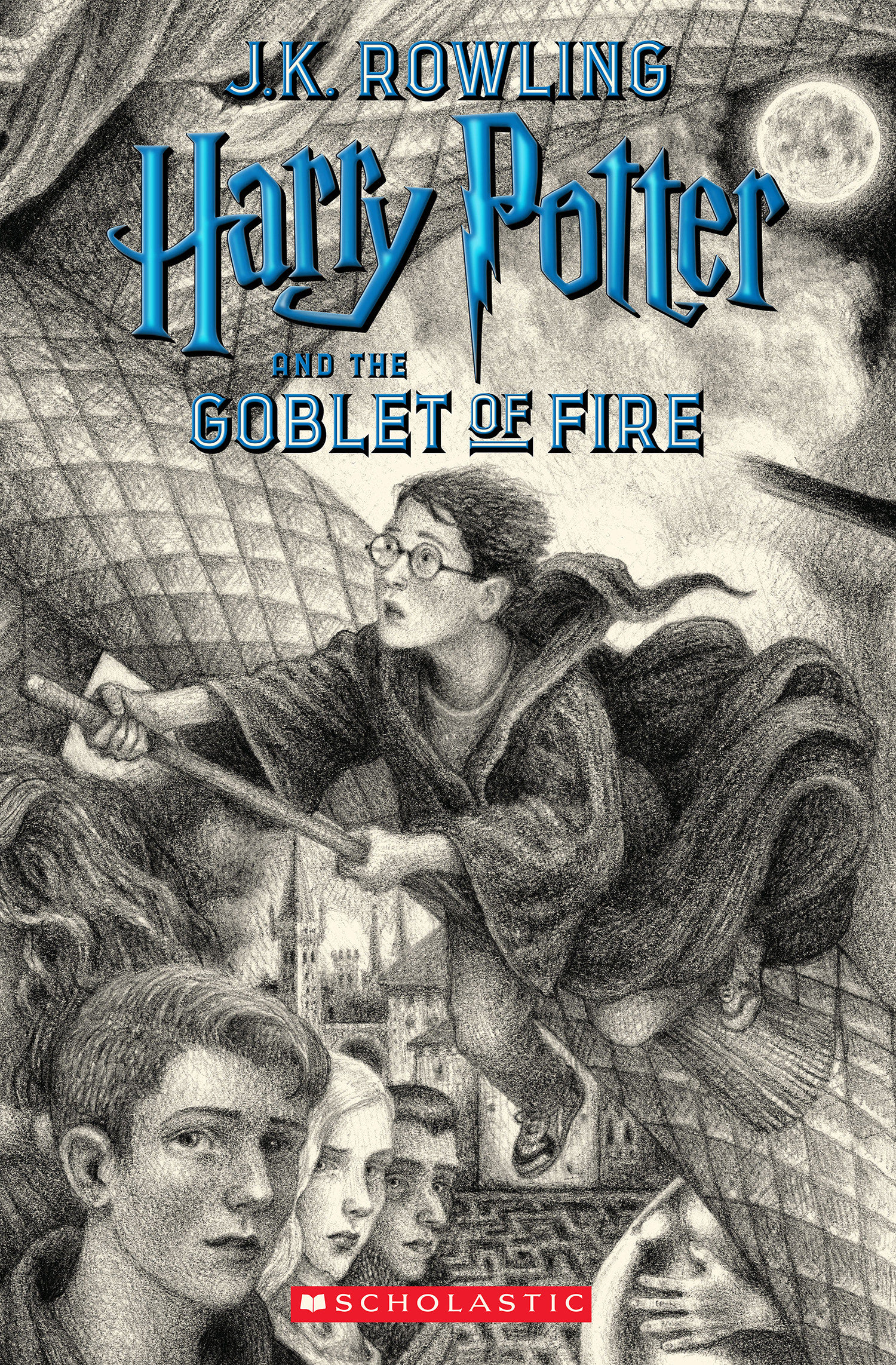 'Goblet of Fire' US 20th anniversary edition