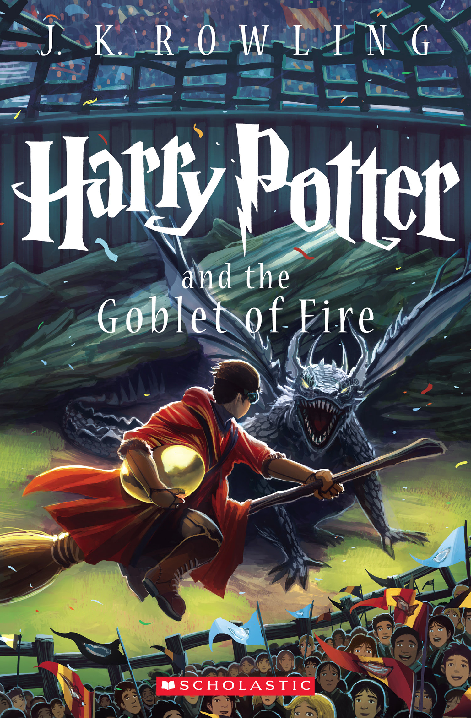 'Goblet of Fire' US children's edition (2013)