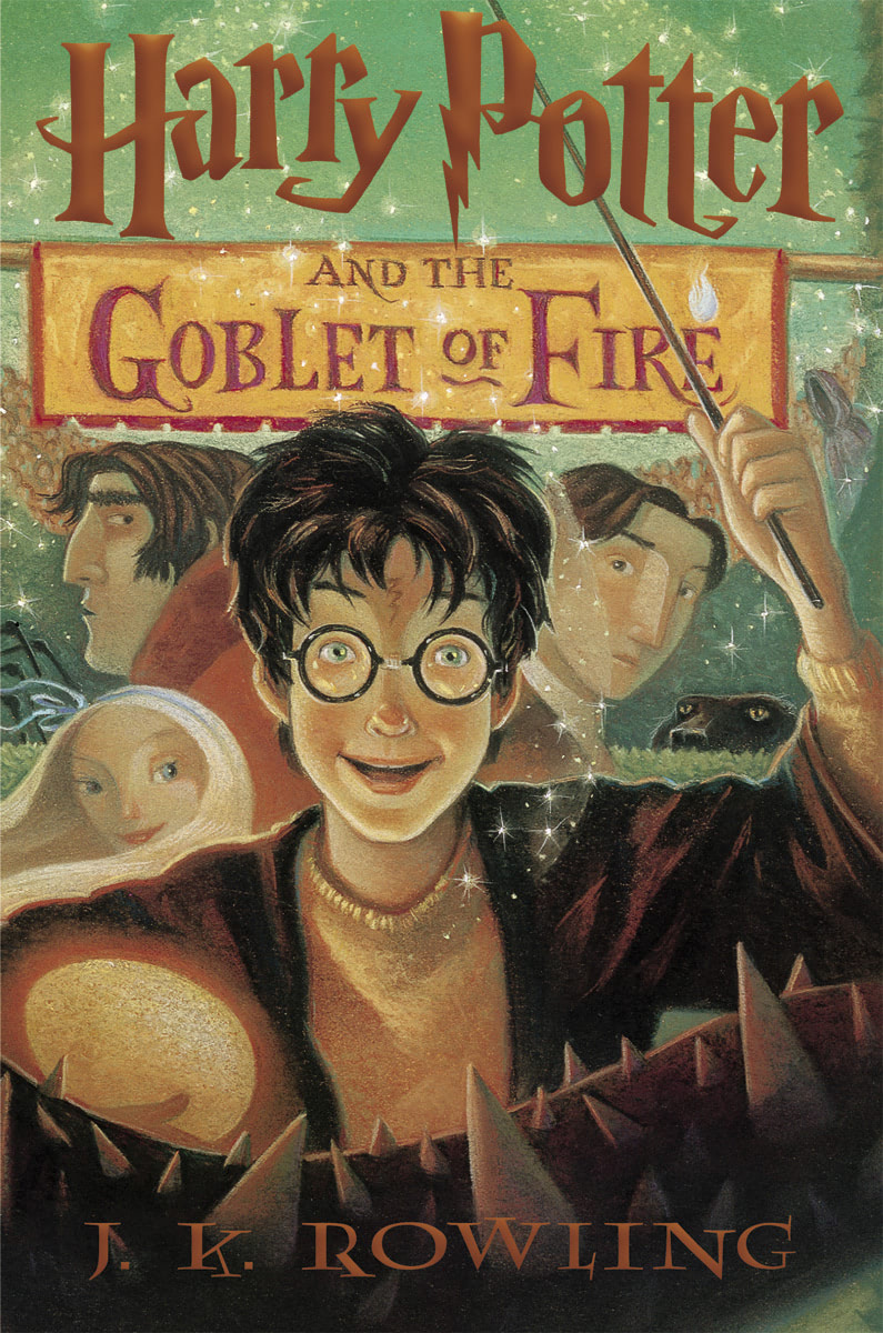 'Goblet of Fire' US children's edition