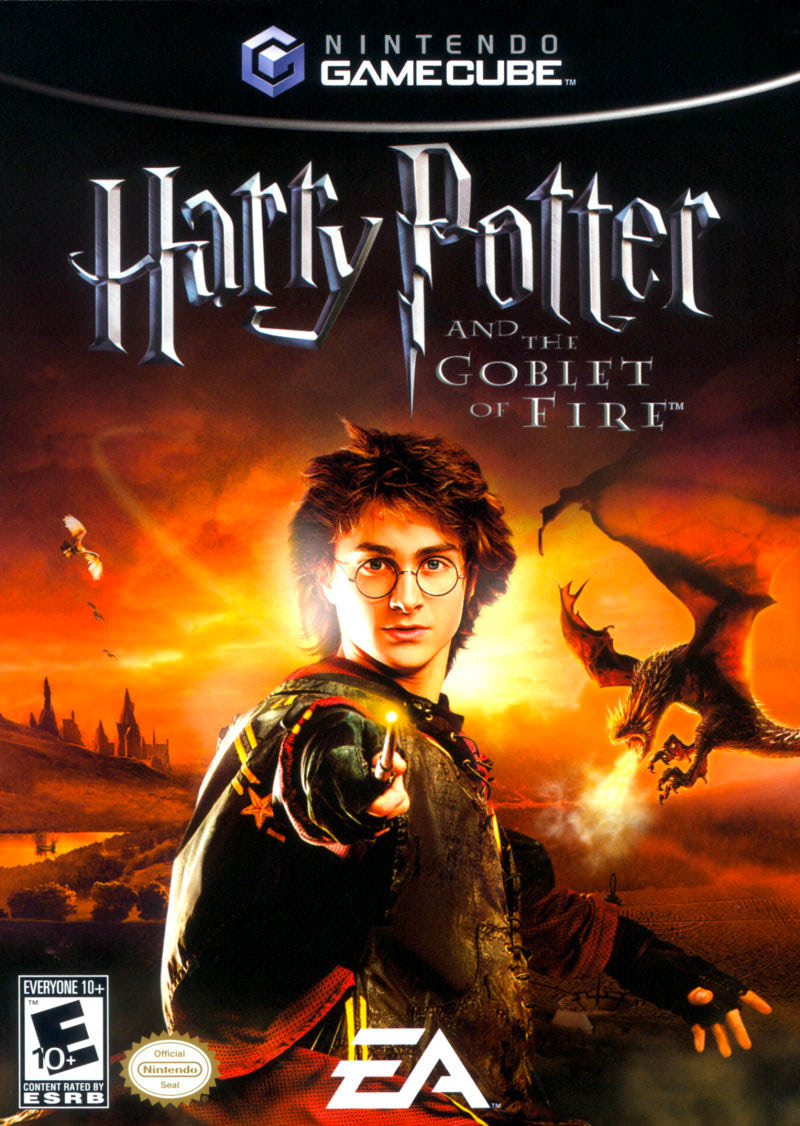 'Goblet of Fire' video game