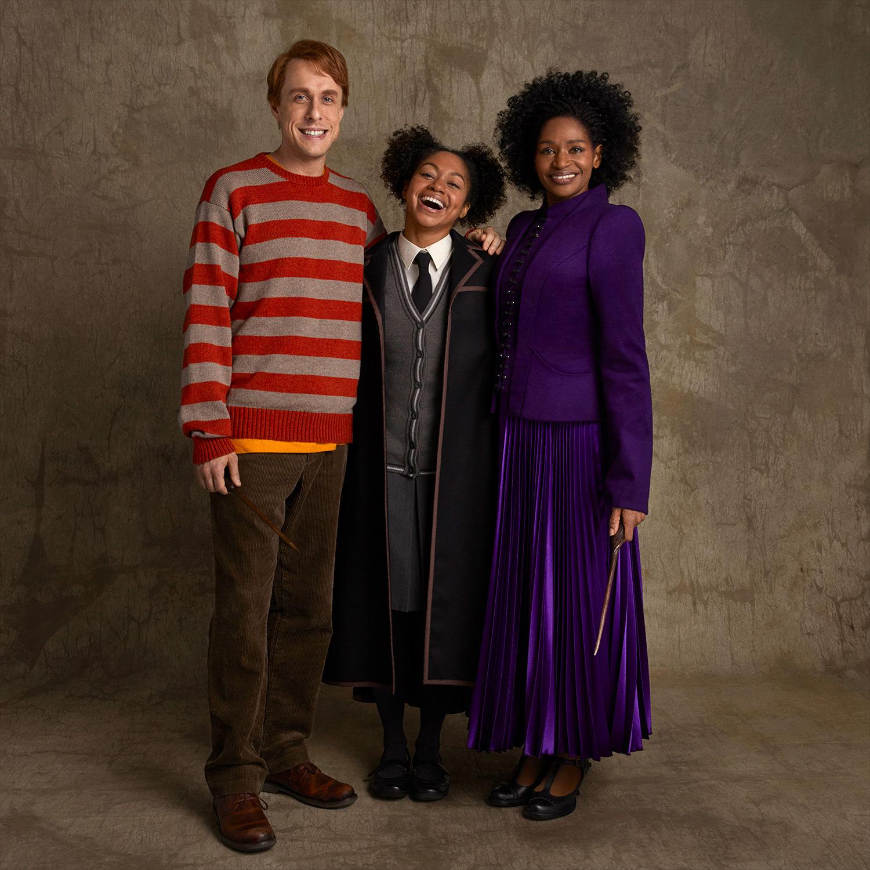 The Granger-Weasley family
