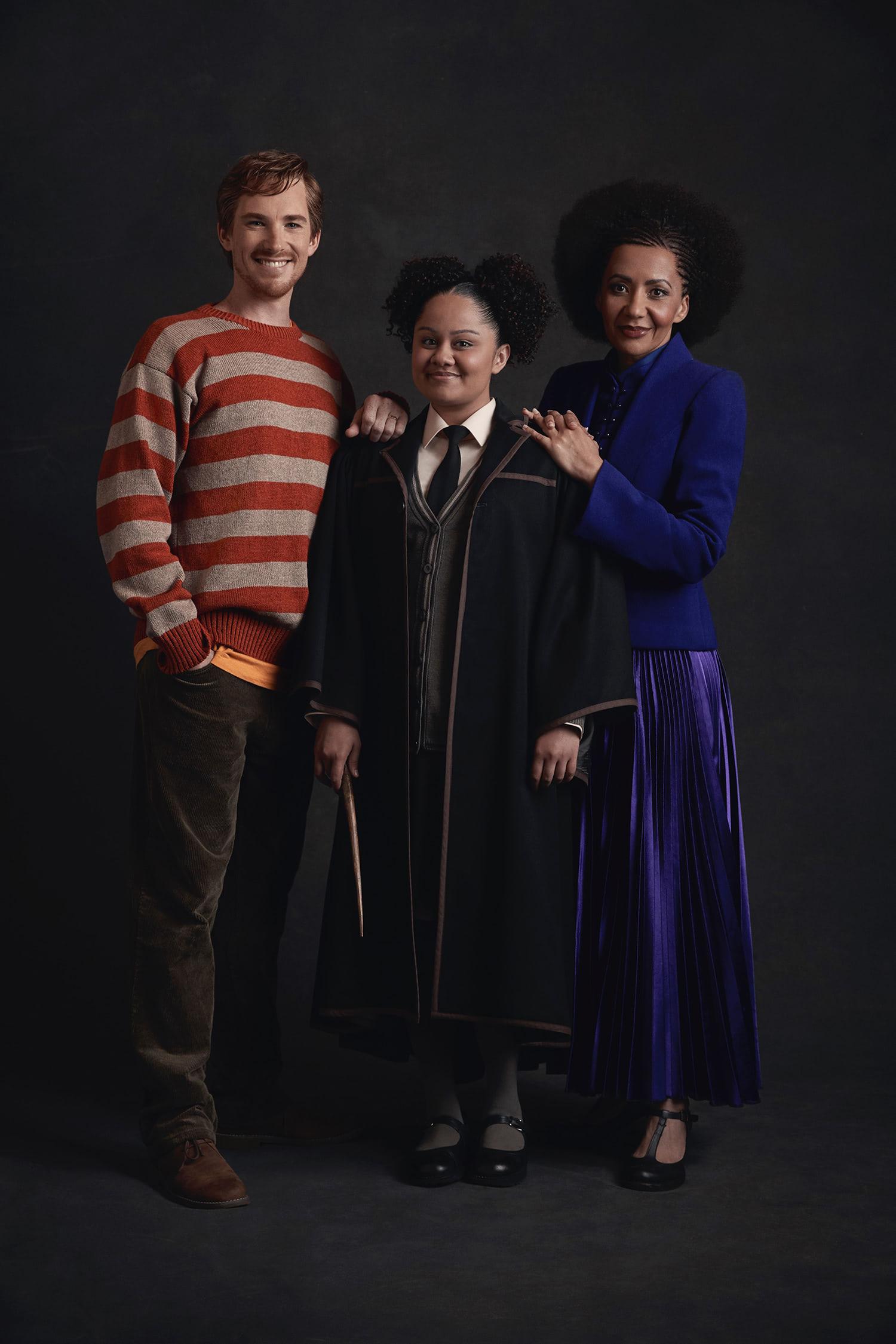Granger-Weasley family ('Cursed Child' Melbourne)