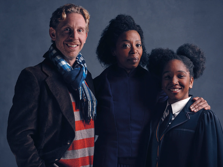 Granger-Weasley family