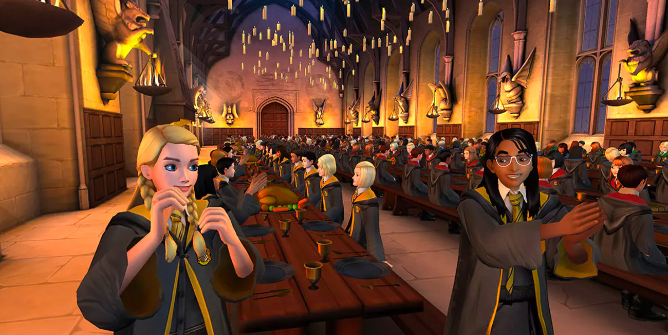 Great Hall (Hogwarts Mystery)
