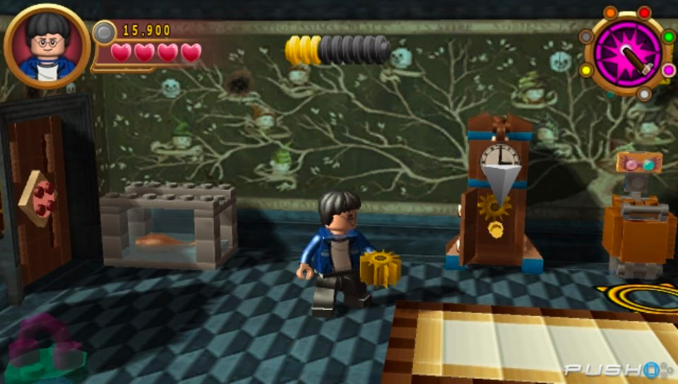 Grimmauld Place (LEGO Harry Potter: Years 5-7)