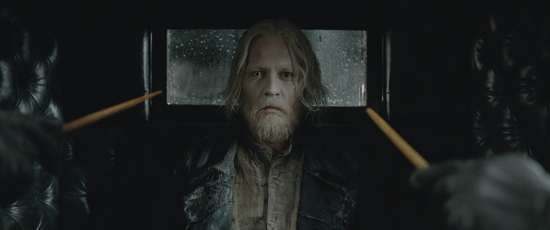 Grindelwald's escape