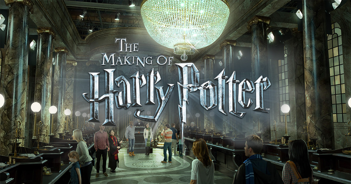 Warner Bros. Studio Tour London announces Gringotts Bank expansion