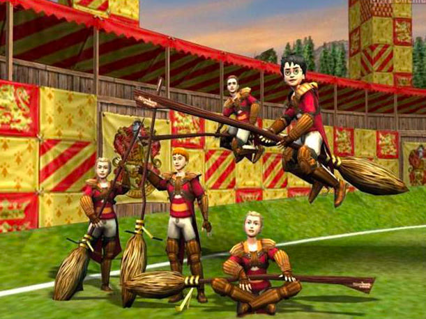 Gryffindor team (Quidditch World Cup video game)