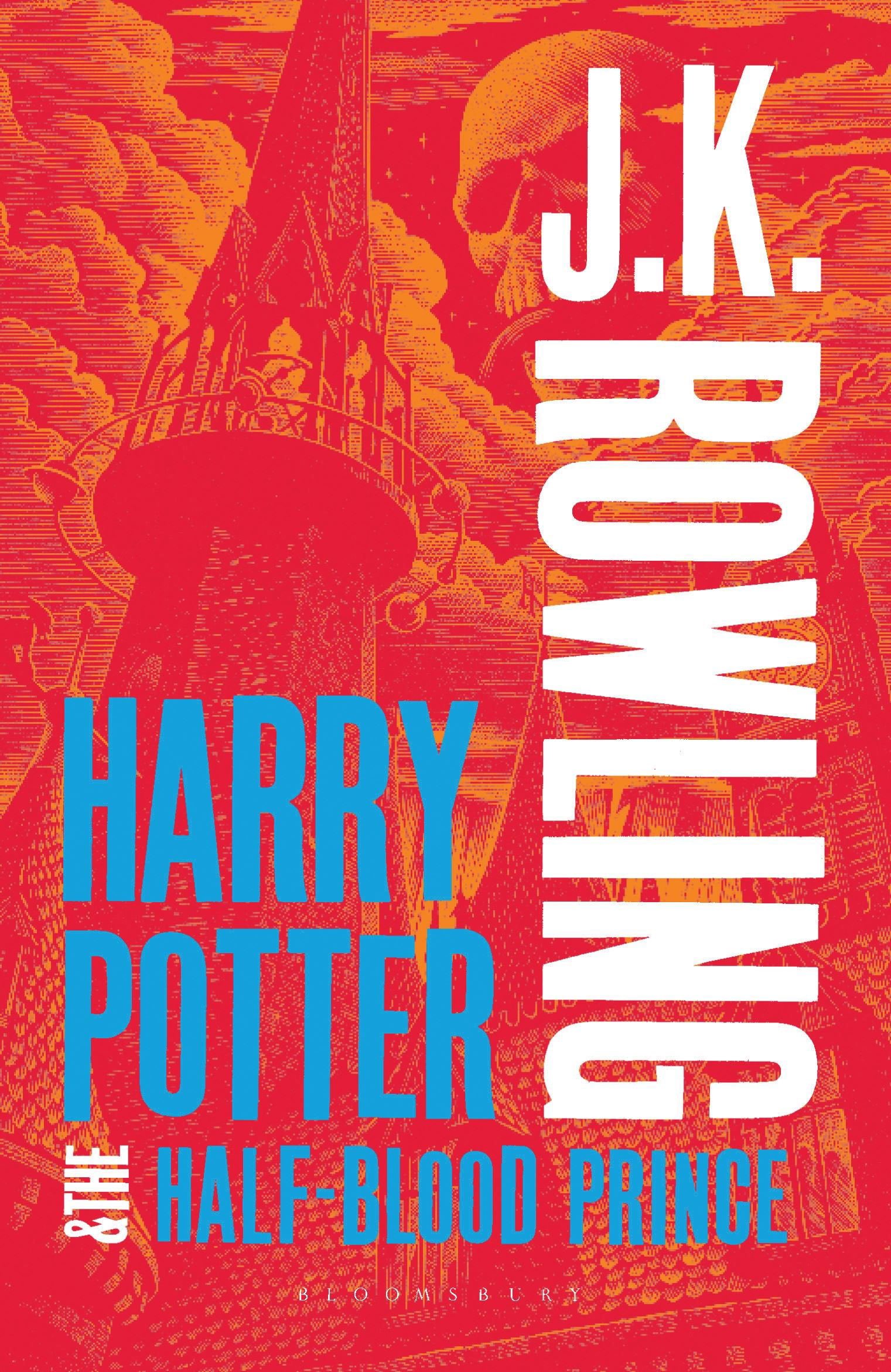 'Half-Blood Prince' adult edition (2013)