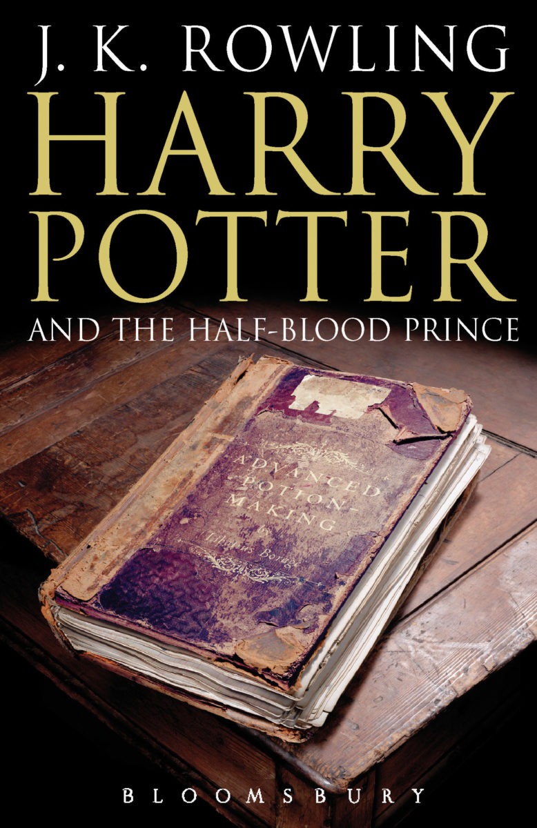 'Half-Blood Prince' adult edition