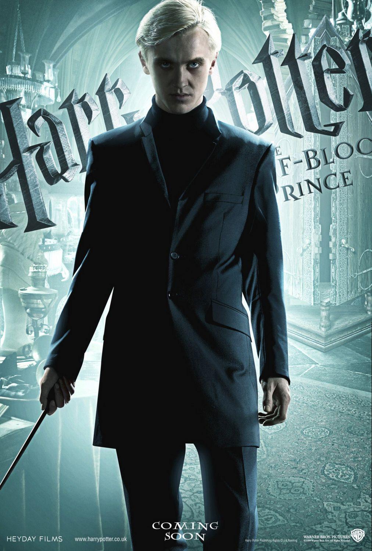 'Half-Blood Prince' Draco poster