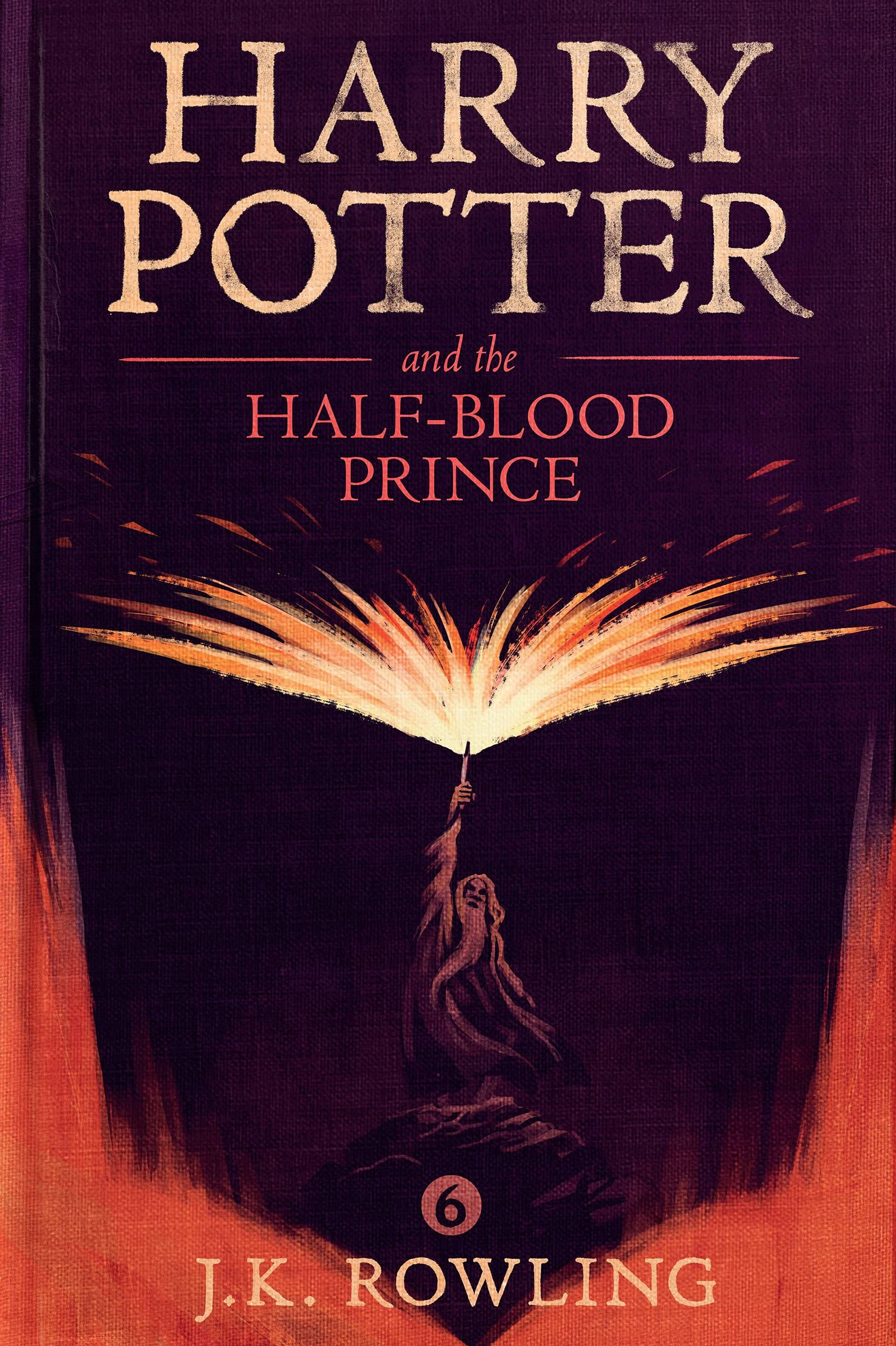 'Half-Blood Prince' eBook (2016)