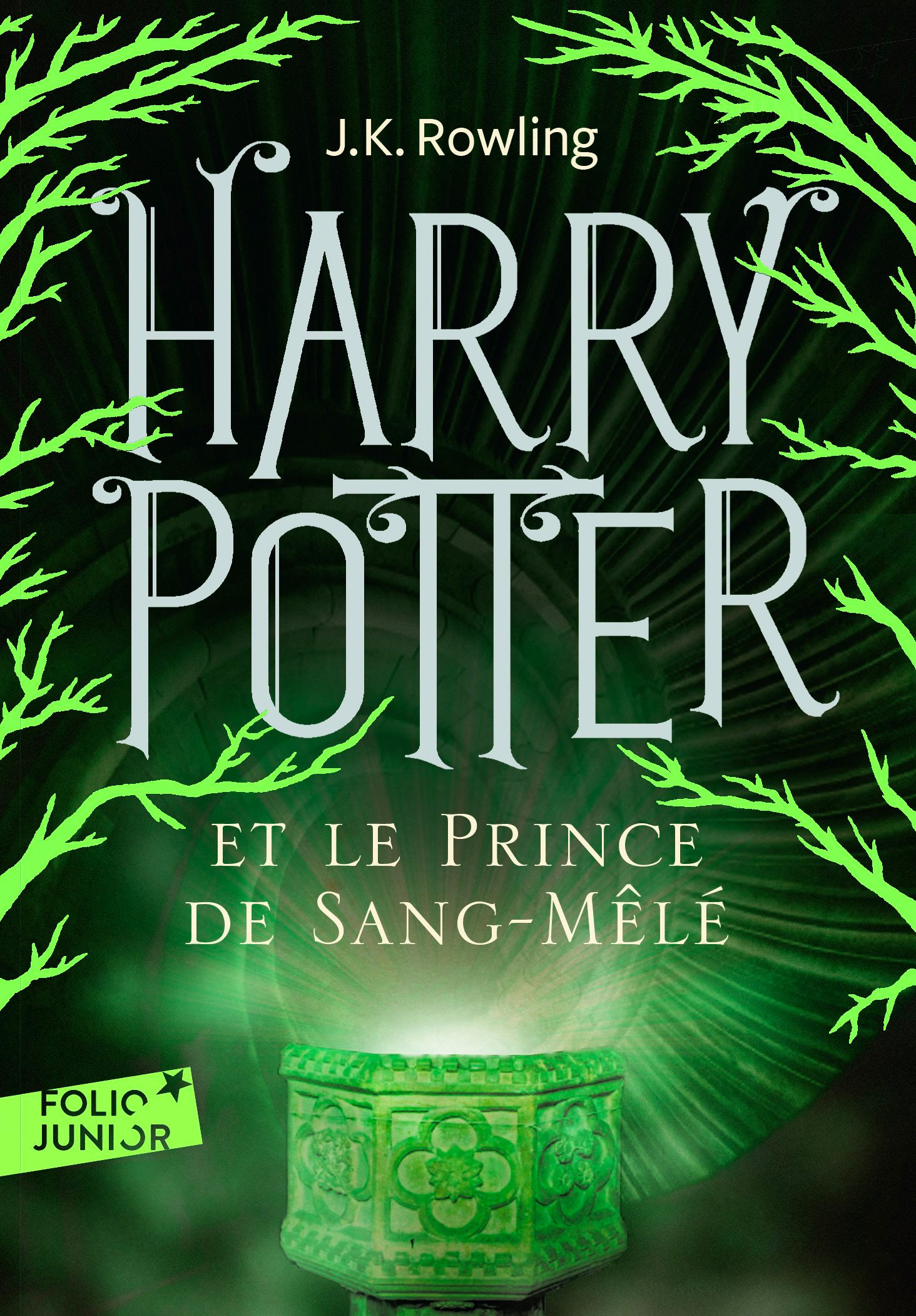 'Half-Blood Prince' French adult edition