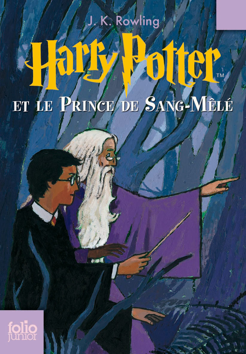 'Half-Blood Prince' French edition